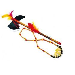 Indián set tomahawk + náhrdelník X