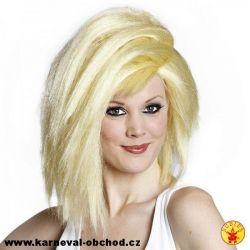 Karnevalová paruka Kim blond