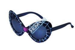 Brýle karnevalové pavoučí žena