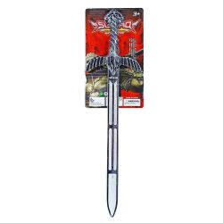 meč rytířský plastový