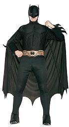 BATMAN - svaly