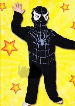 SPIDERMAN - černý