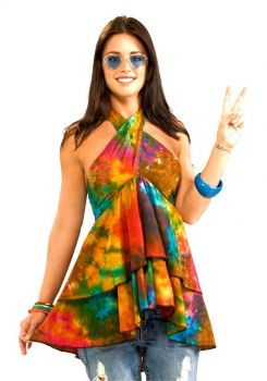 HIPPIES - halenka