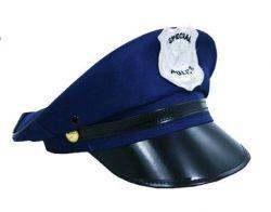 čepice policejní pro dospělé