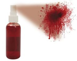 Krev ve spreji