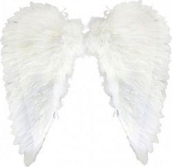 Křídla andělská menší peří