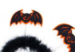 čelenka netopýři s peřím