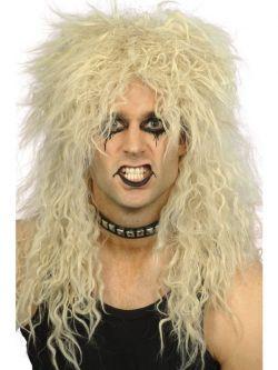 Paruka - Hard Rocker - blond