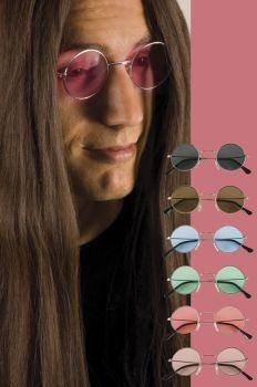 Brýle lenonky, barevné