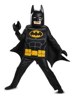 Chlapecký kostým Batman Lego Movie