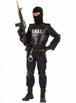 Dětský kostým agent SWAT
