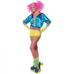Kostým - sportovkyně - 80'