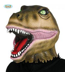 Maska DINOSAURUS - latex