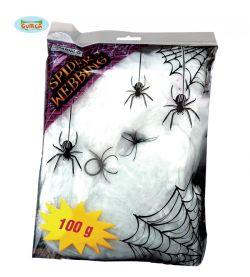 PAVUČINA s pavouky 100g