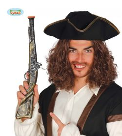 Pirátská pistole velká - 50 cm