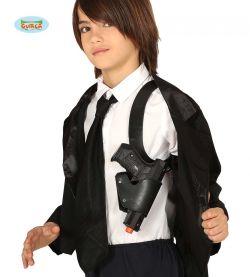 Policejní pistol na zavěšení na rameno