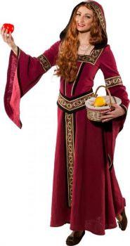 Středověká dáma de luxe