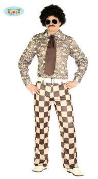 Tanečník Brady - retro kostým
