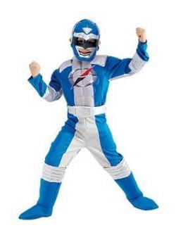 POWER RANGER - modrý