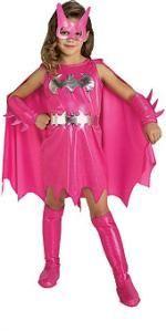 BAT GIRL - růžová