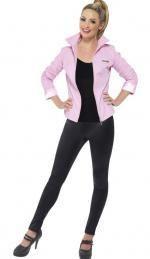 POMÁDA - růžová bunda s jmenovkou